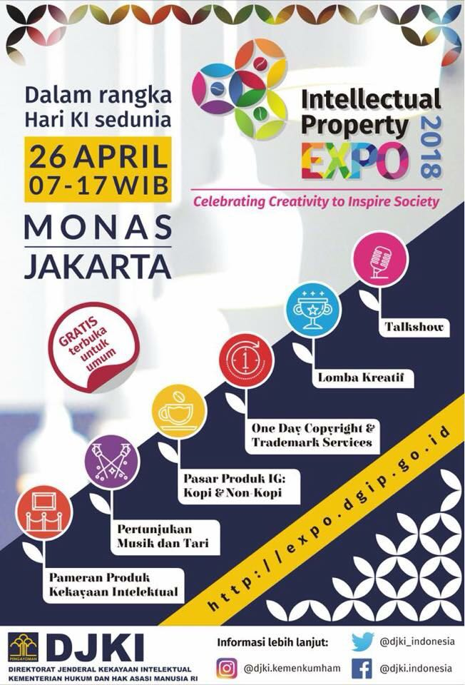 Intellectual Property EXPO 2018