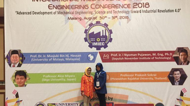 Seminar Internasional IMIEC 30 Agustus 2018