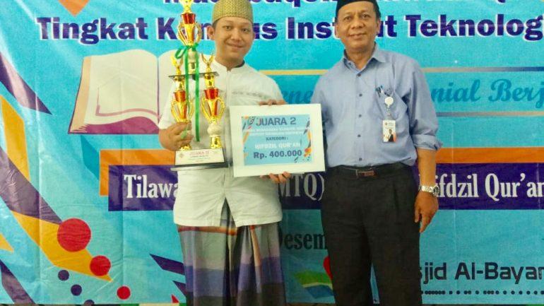 Juara II Musabaqoh Hifzil Quran 2018 – ITI