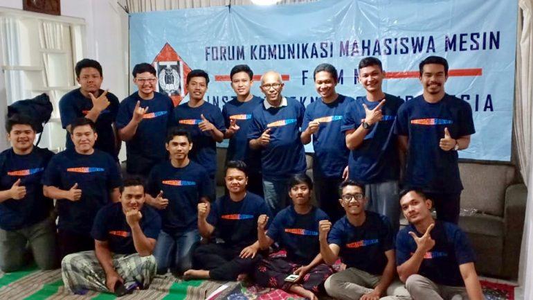 Musyawarah Forum Komunikasi Mahasiswa Mesin Kelas Paralel, 22 Desember 2018
