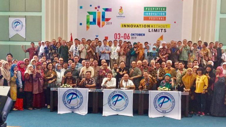 Sosialisasi dan Musyawarah Pembentukan Himpunan Peneliti Indonesia Kota Tangerang Selatan, 4 Oktober 2019